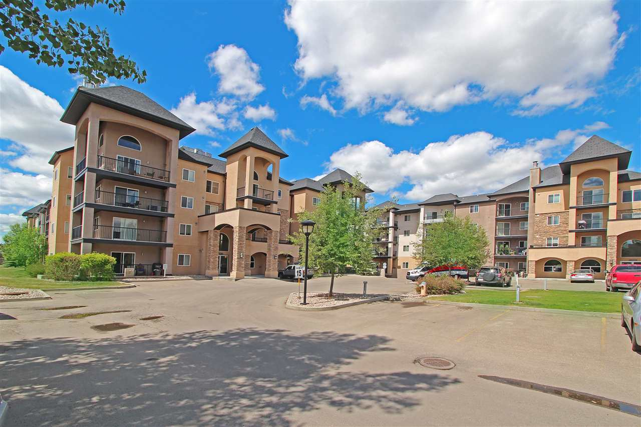 MLS® listing #E4164919 for sale located at 106 14604 125 Street