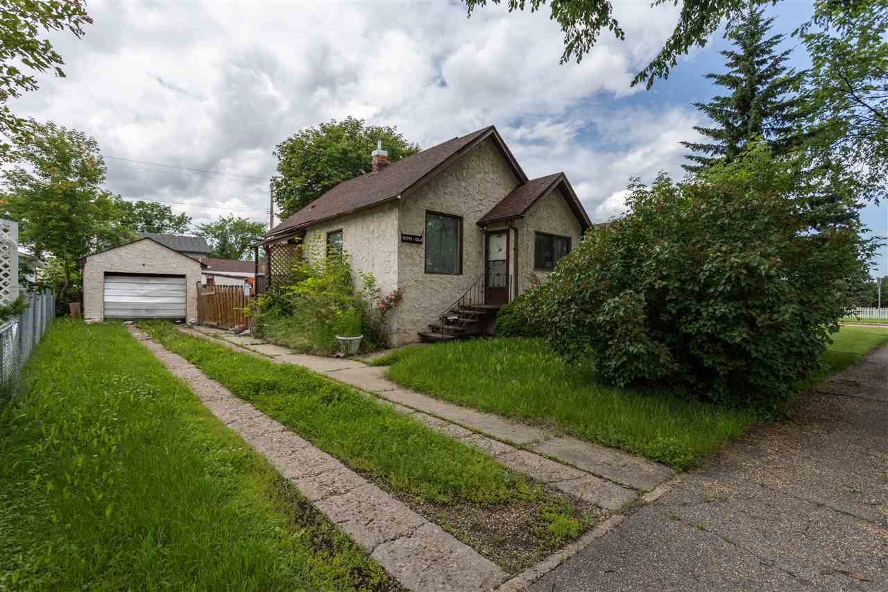 MLS® listing #E4164939 for sale located at 12944 121 Street