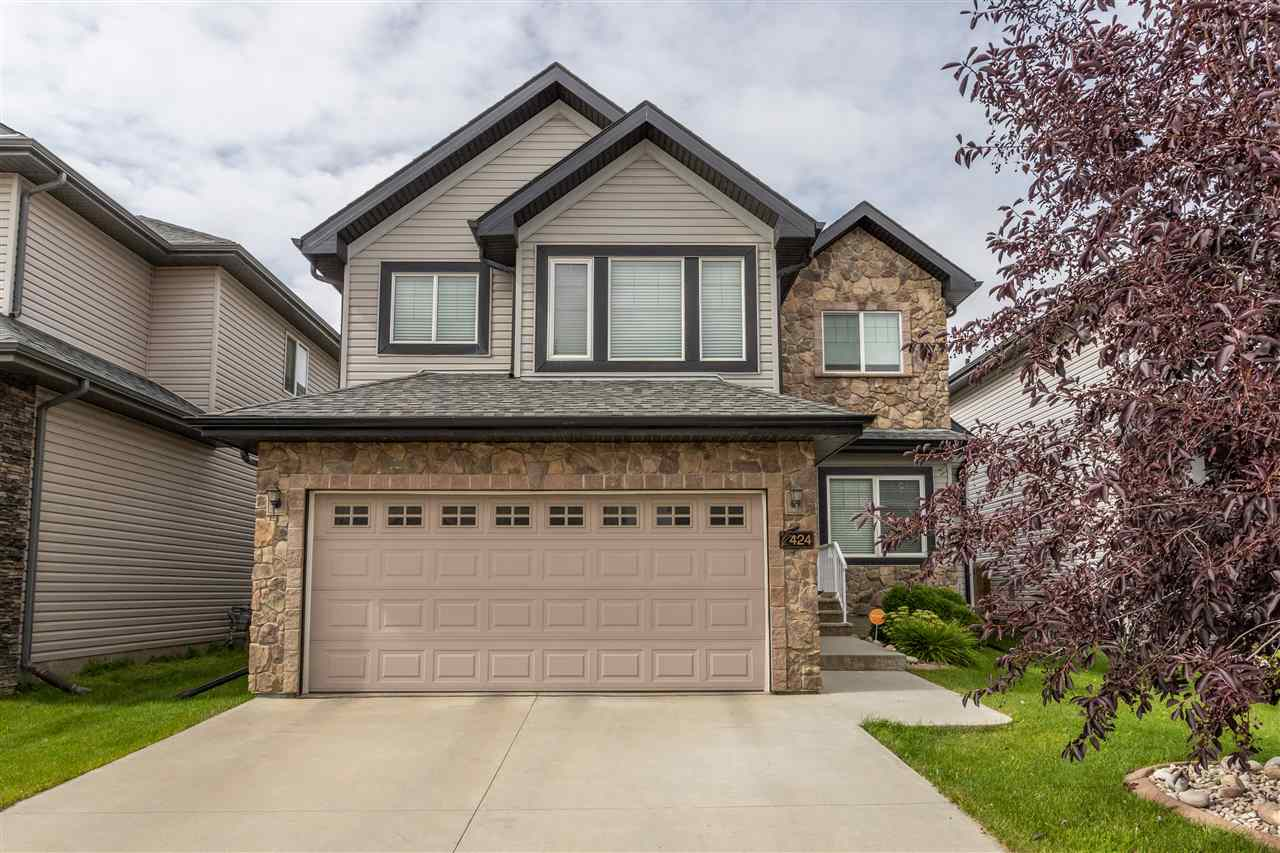 MLS® listing #E4164941 for sale located at 424 CALLAGHAN Court