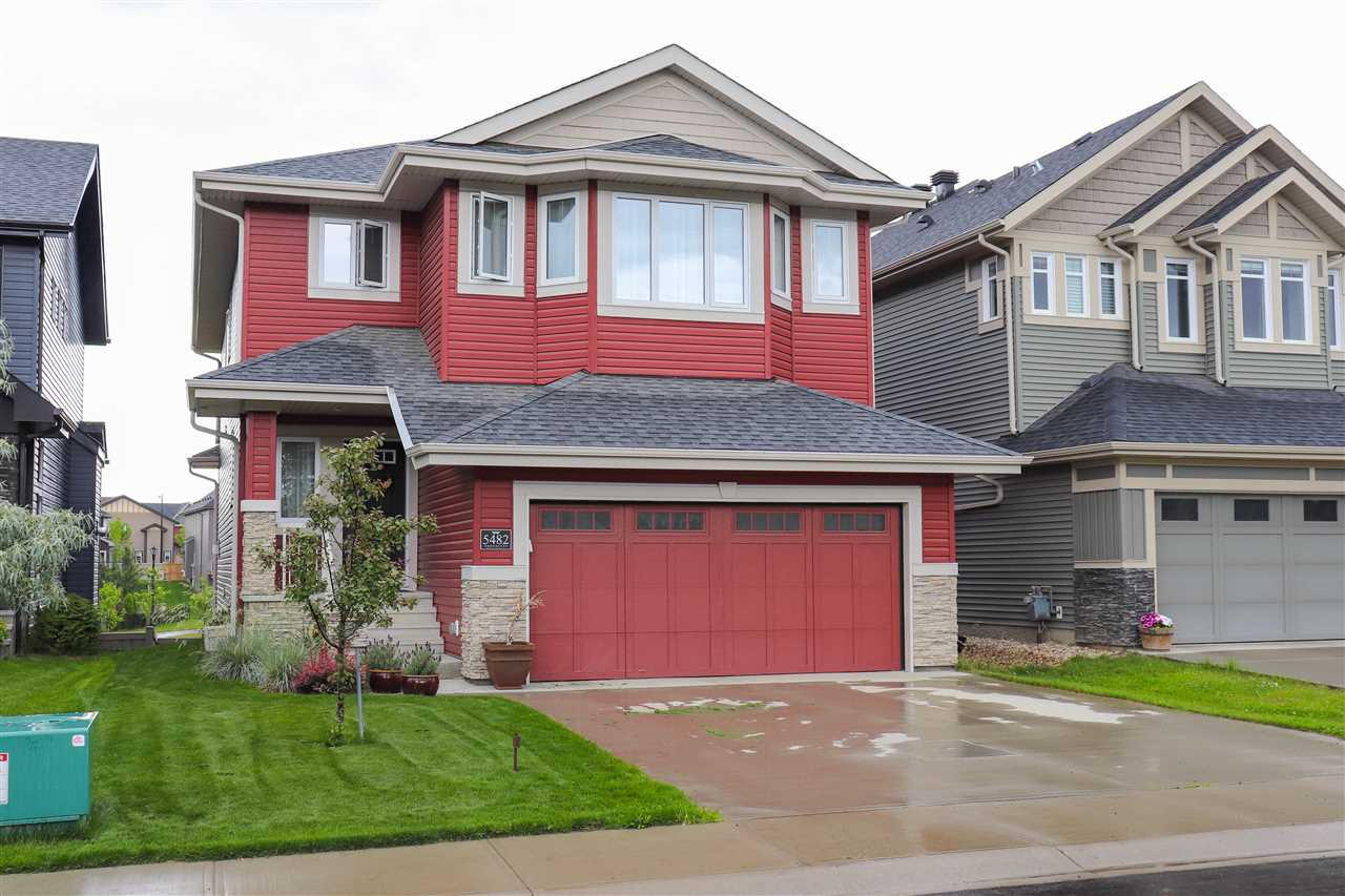 MLS® listing #E4164955 for sale located at 5482 EDWORTHY Way