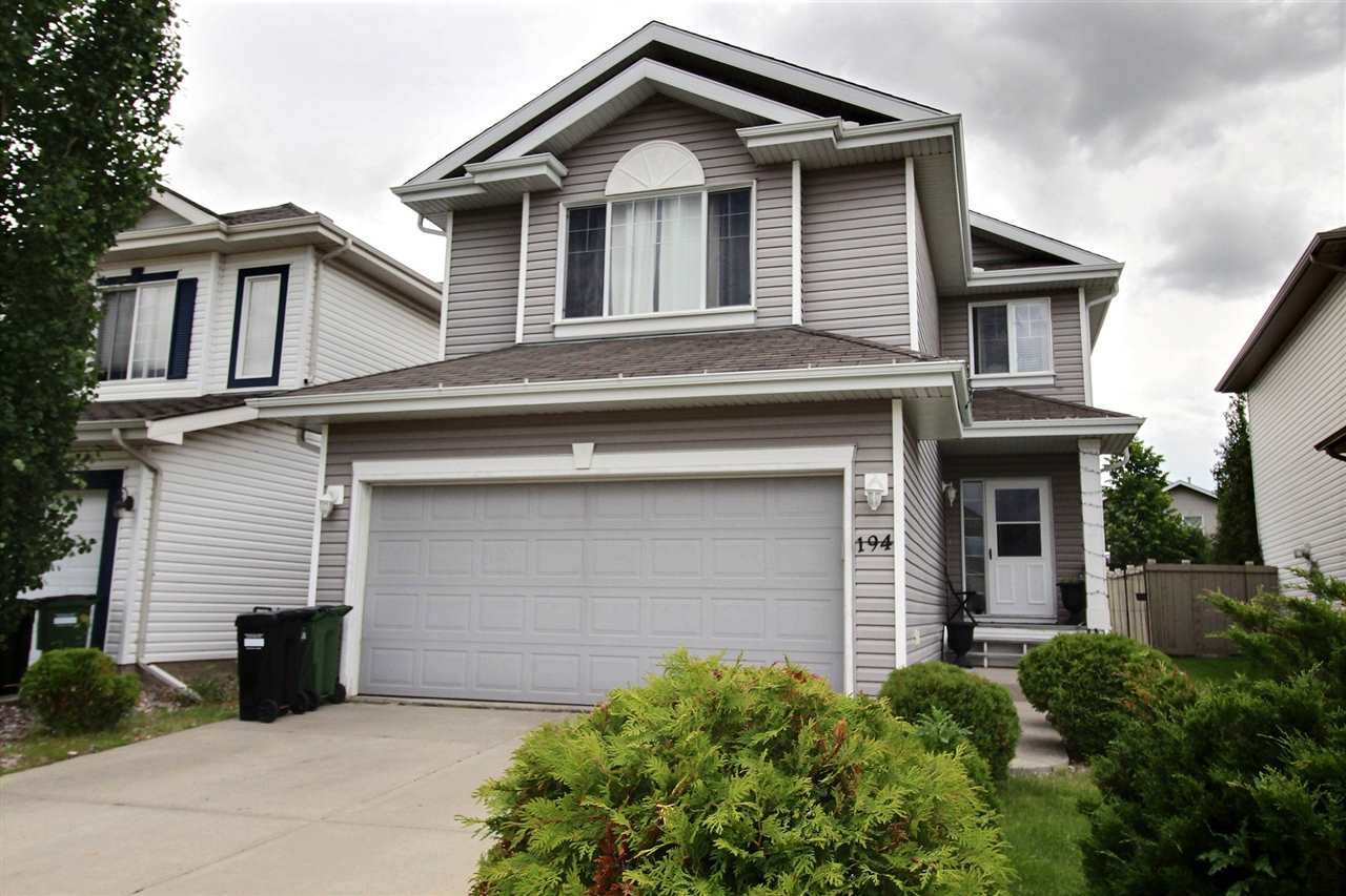 MLS® listing #E4164986 for sale located at 194 EDWARDS Drive
