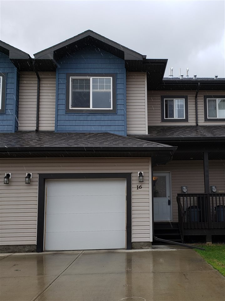 MLS® listing #E4164987 for sale located at 16 16004 54 Street