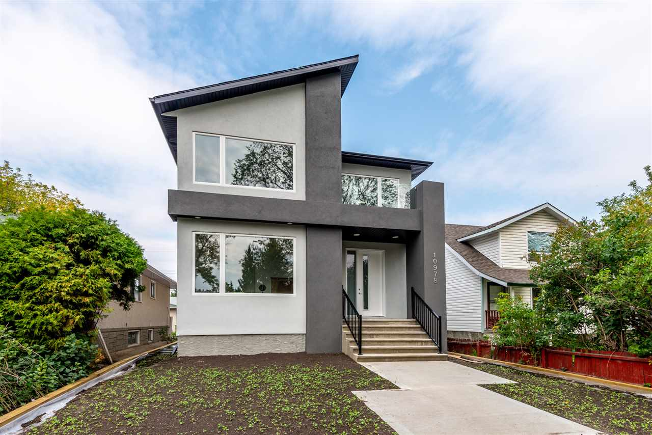 MLS® listing #E4164997 for sale located at 10978 71 Avenue