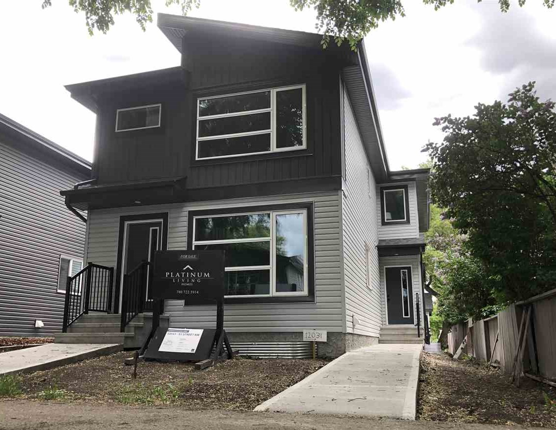 MLS® listing #E4165013 for sale located at 12031 93 Street