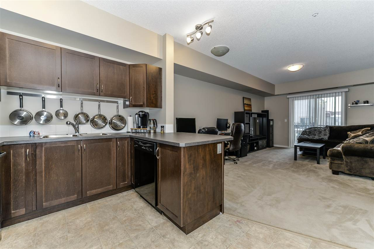 MLS® listing #E4165015 for sale located at 204 13835 155 Avenue