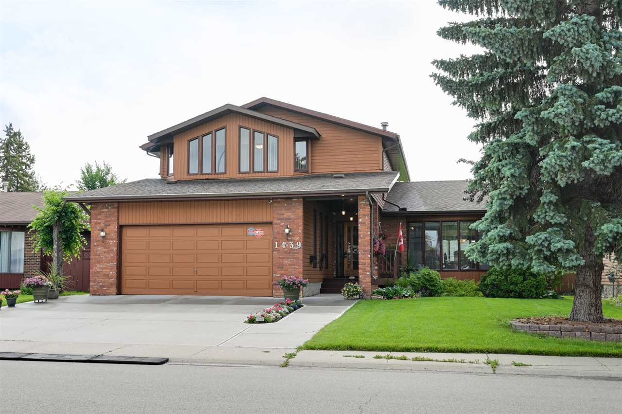 MLS® listing #E4165016 for sale located at 1439 BEARSPAW Drive E