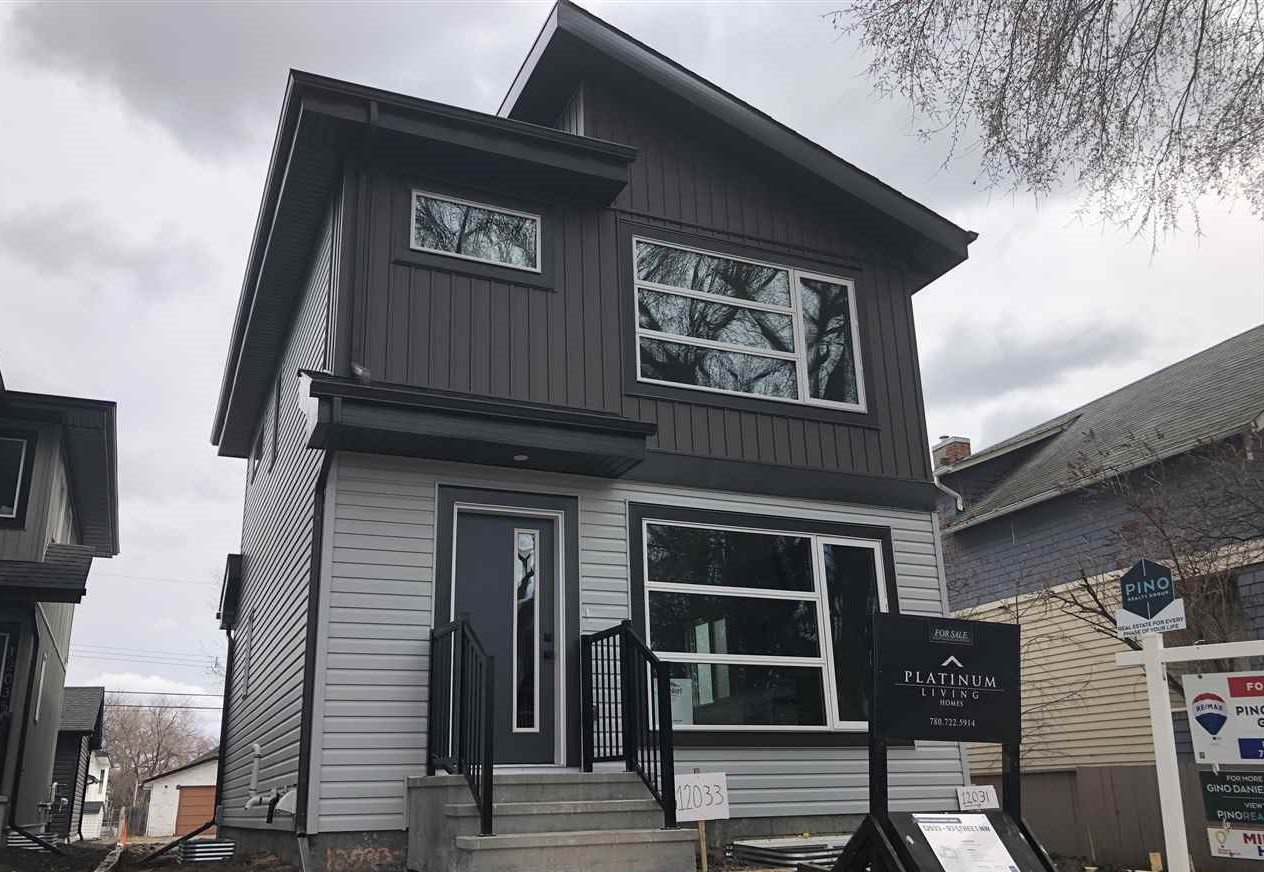 MLS® listing #E4165018 for sale located at 12033 93 Street
