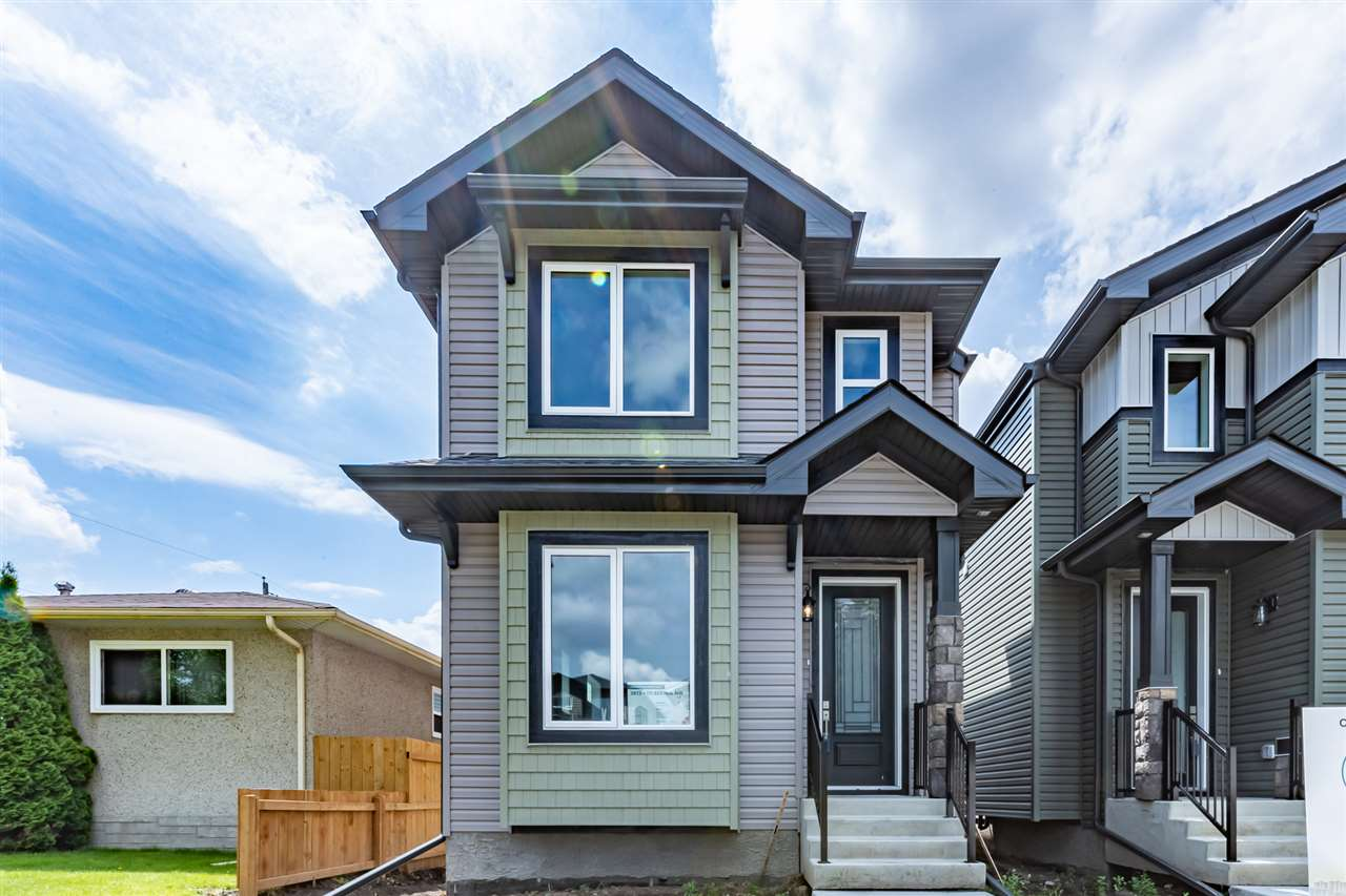 MLS® listing #E4165036 for sale located at 3813 111 Avenue
