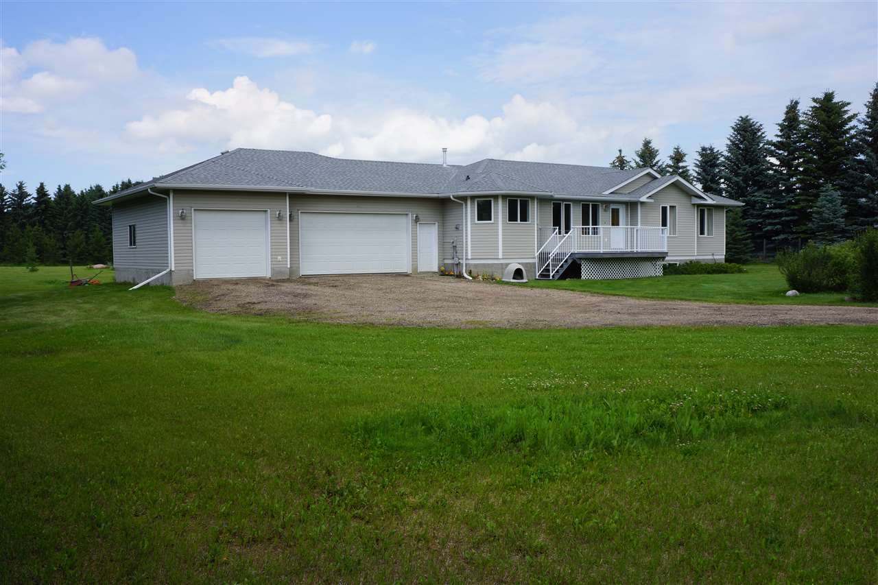 MLS® listing #E4165054 for sale located at 26 54150 RGE RD 224