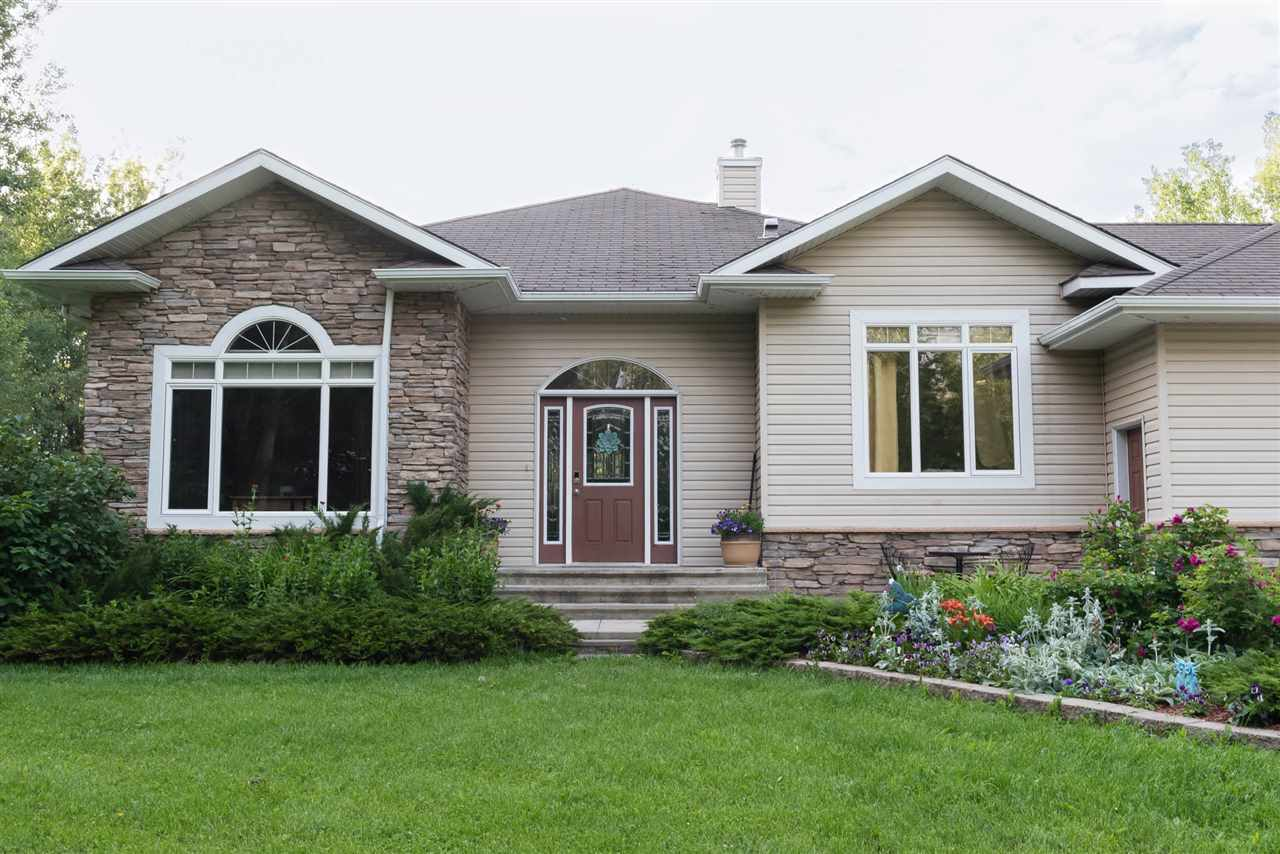 MLS® listing #E4165092 for sale located at 134 51069 RGE RD 215