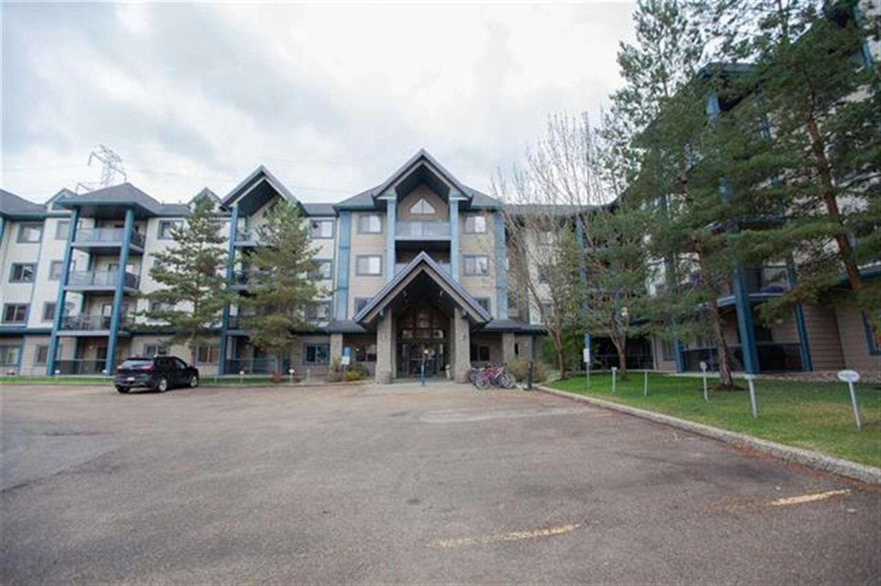MLS® listing #E4165096 for sale located at 235 2903 Rabbit Hill Road