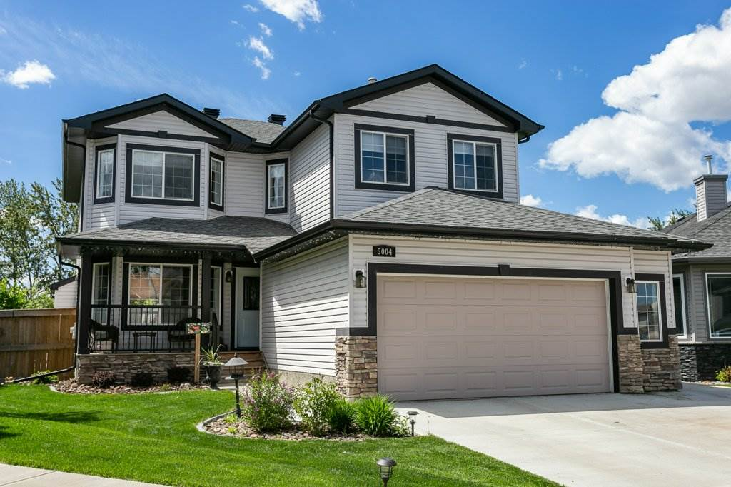 MLS® listing #E4165098 for sale located at 5004 63 Street