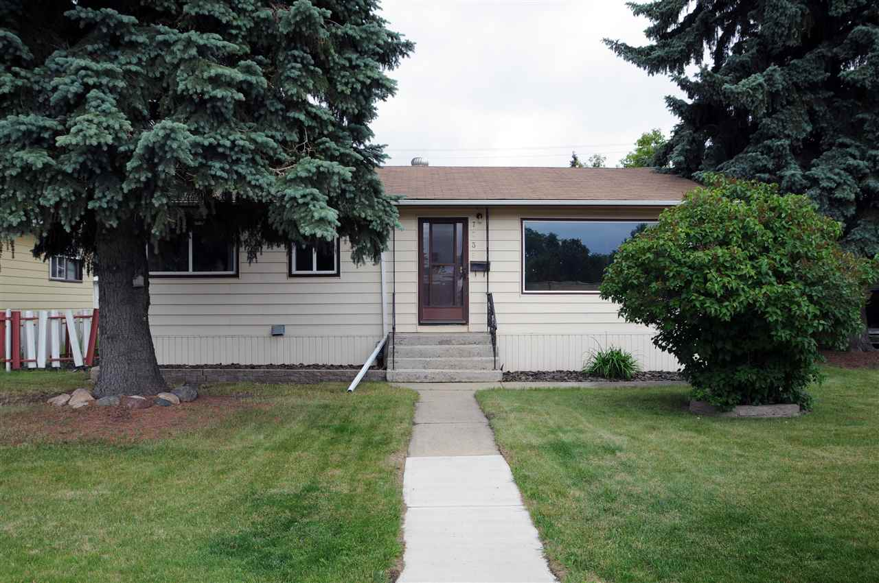 MLS® listing #E4165102 for sale located at 7735 73 Avenue