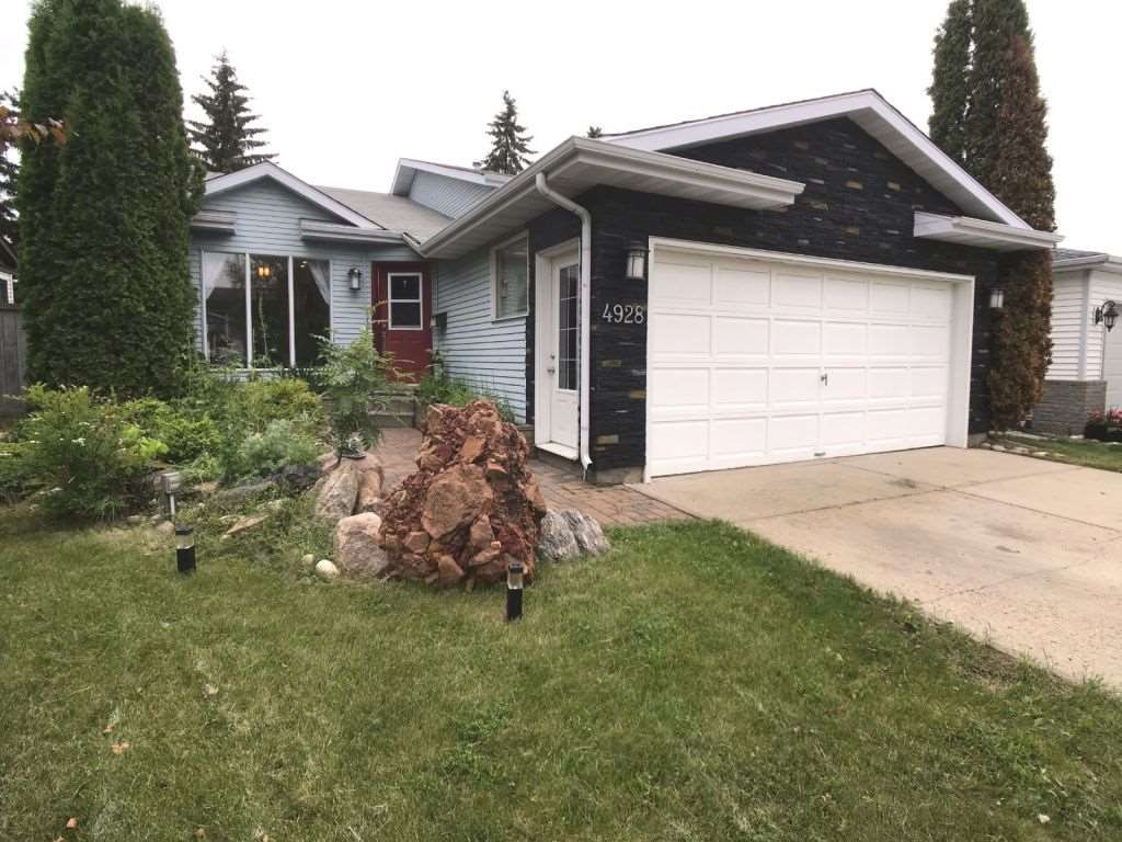 MLS® listing #E4165111 for sale located at 4928 15 Avenue