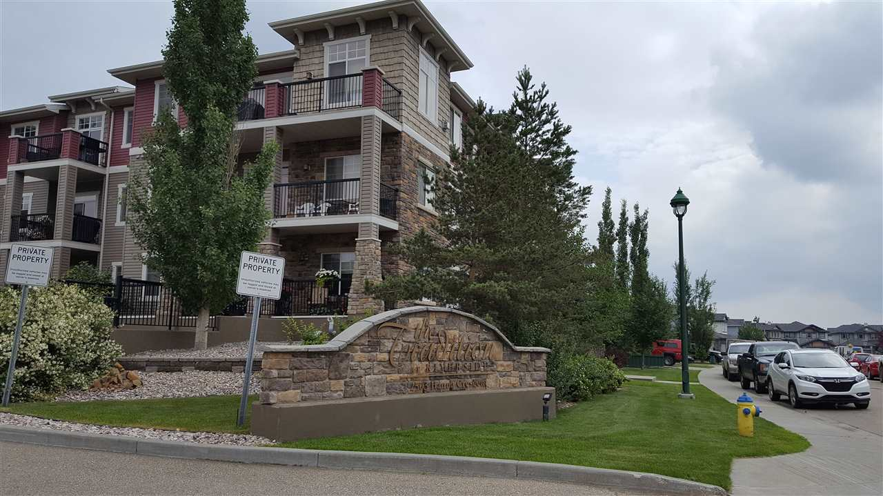 MLS® listing #E4165119 for sale located at 140 2503 HANNA Crescent