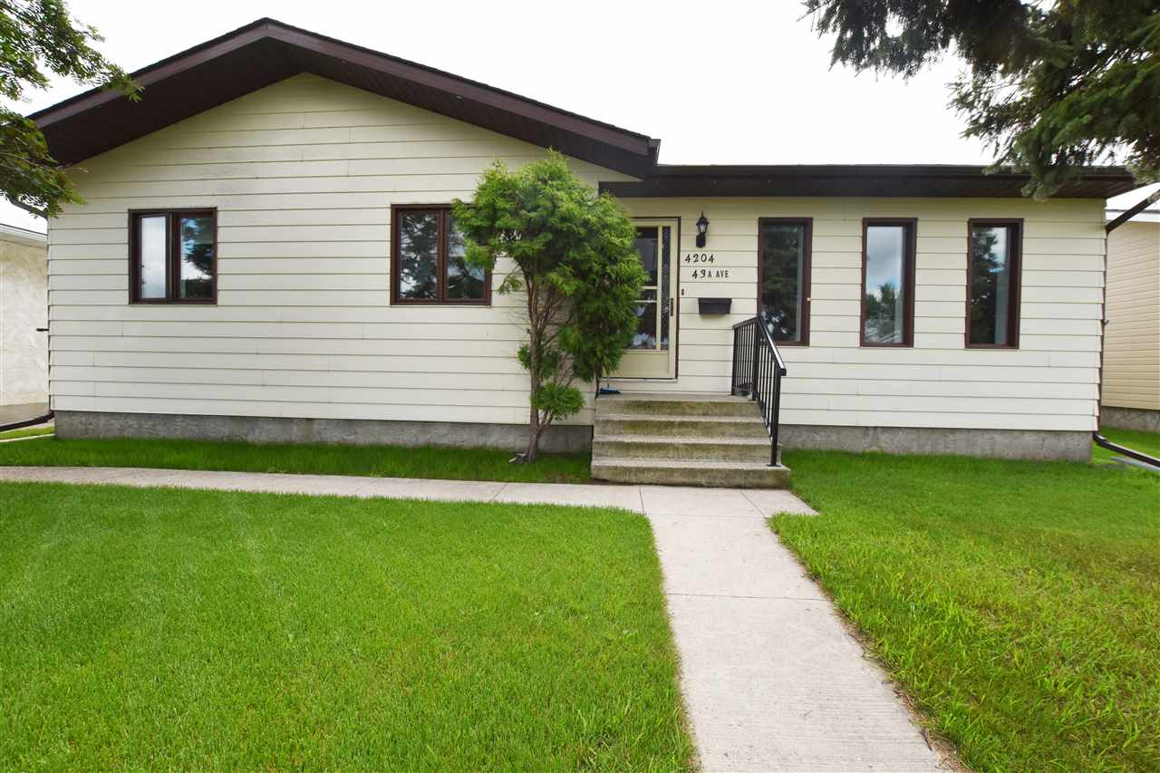 MLS® listing #E4165124 for sale located at 4204 43A Avenue