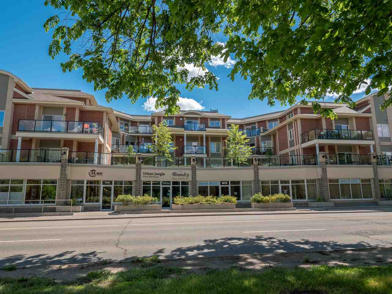 MLS® listing #E4165150 for sale located at 210 9750 94 Street