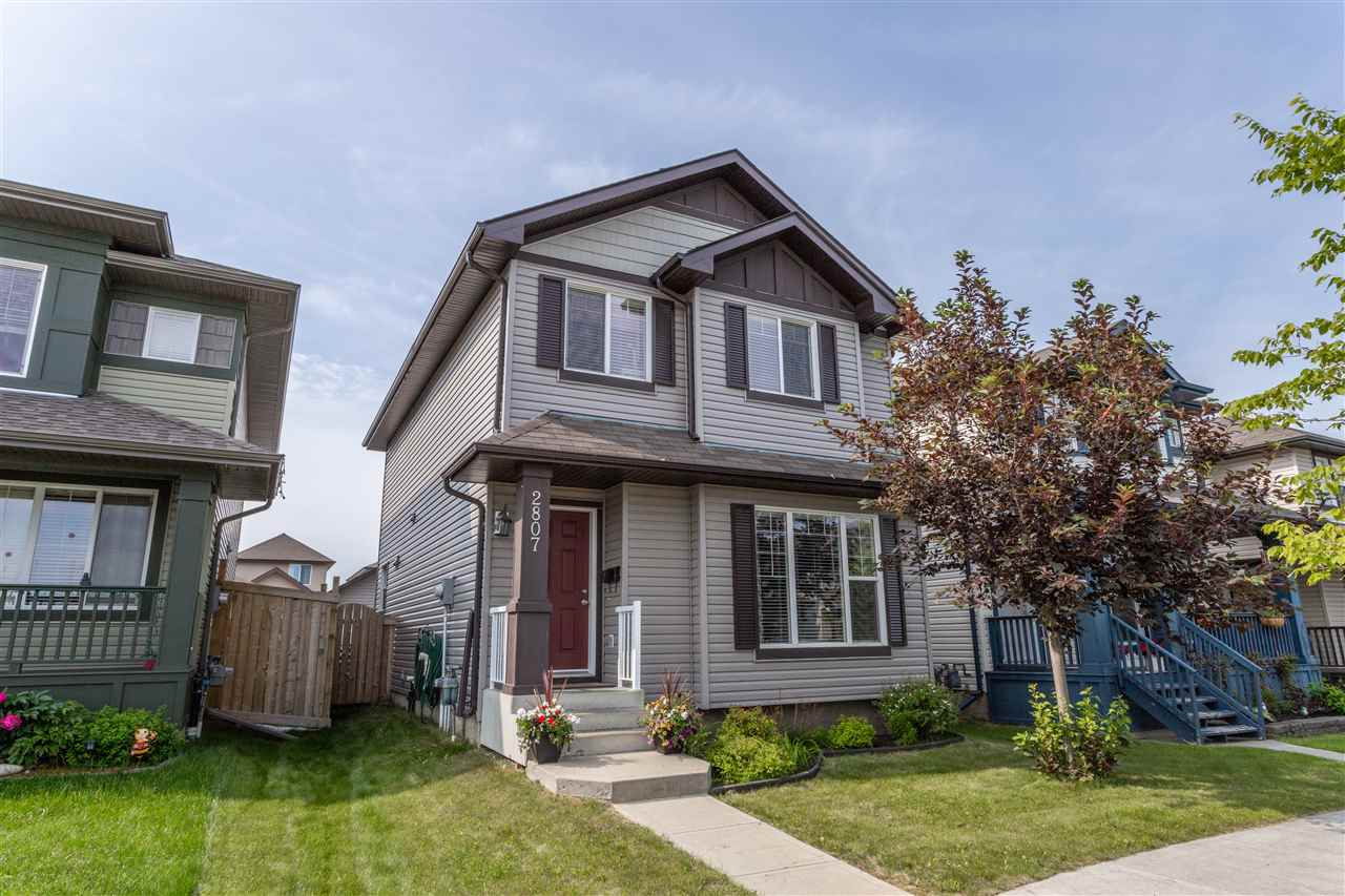 MLS® listing #E4165202 for sale located at 2807 21 Avenue