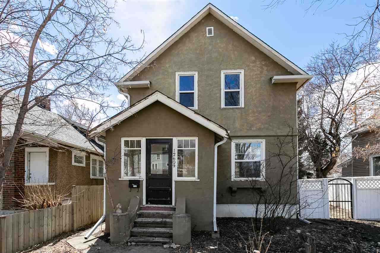 MLS® listing #E4165204 for sale located at 12609 107 Avenue