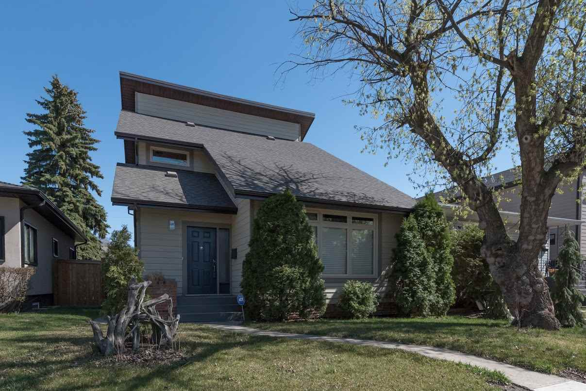MLS® listing #E4165215 for sale located at 9047 94 Street