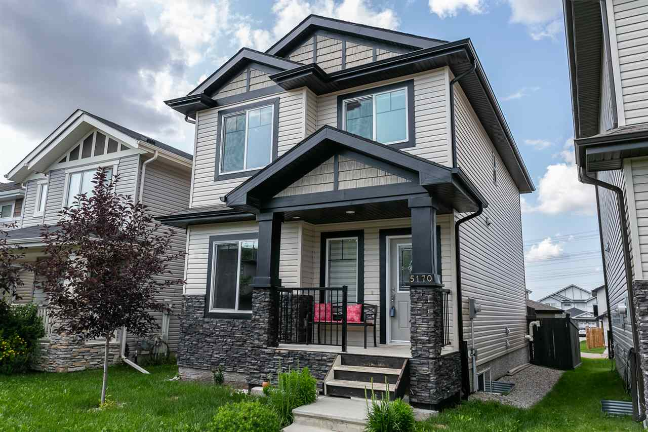 MLS® listing #E4165232 for sale located at 5170 1B Avenue