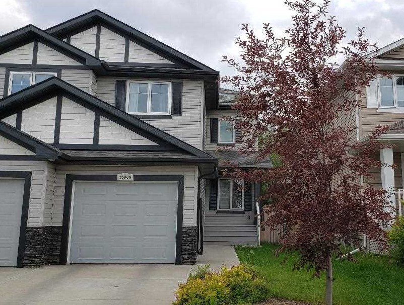 MLS® listing #E4165247 for sale located at 13909 164 Avenue NW