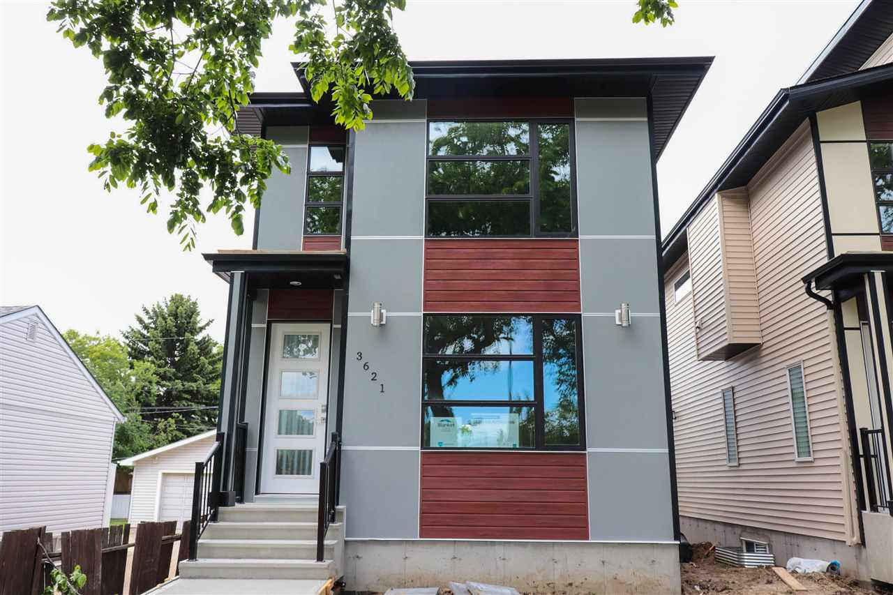 MLS® listing #E4165266 for sale located at 3621 114 Avenue
