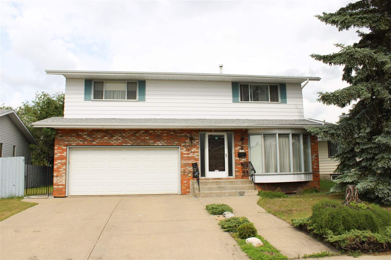 MLS® listing #E4165271 for sale located at 2431 112 Street
