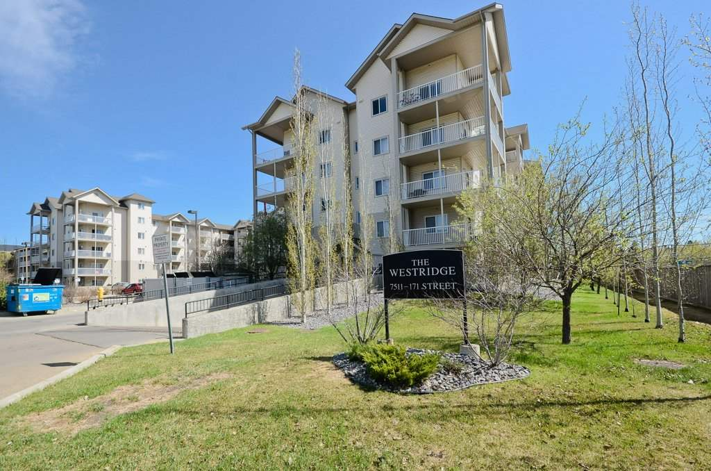 MLS® listing #E4165298 for sale located at 127 7511 171 Street