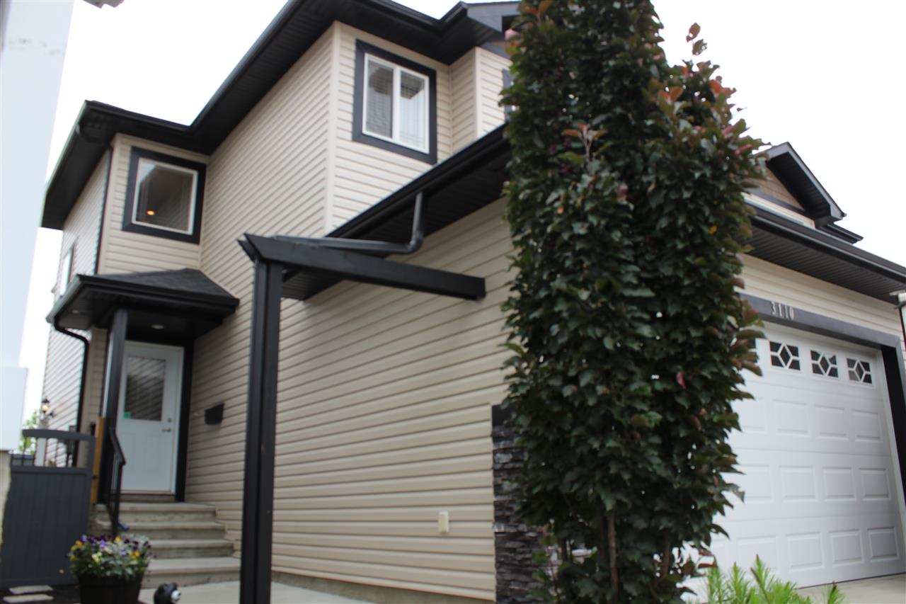 MLS® listing #E4165304 for sale located at 3110 152 Avenue