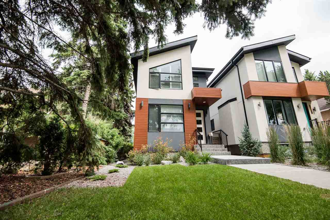 MLS® listing #E4165305 for sale located at 11115 126 Street