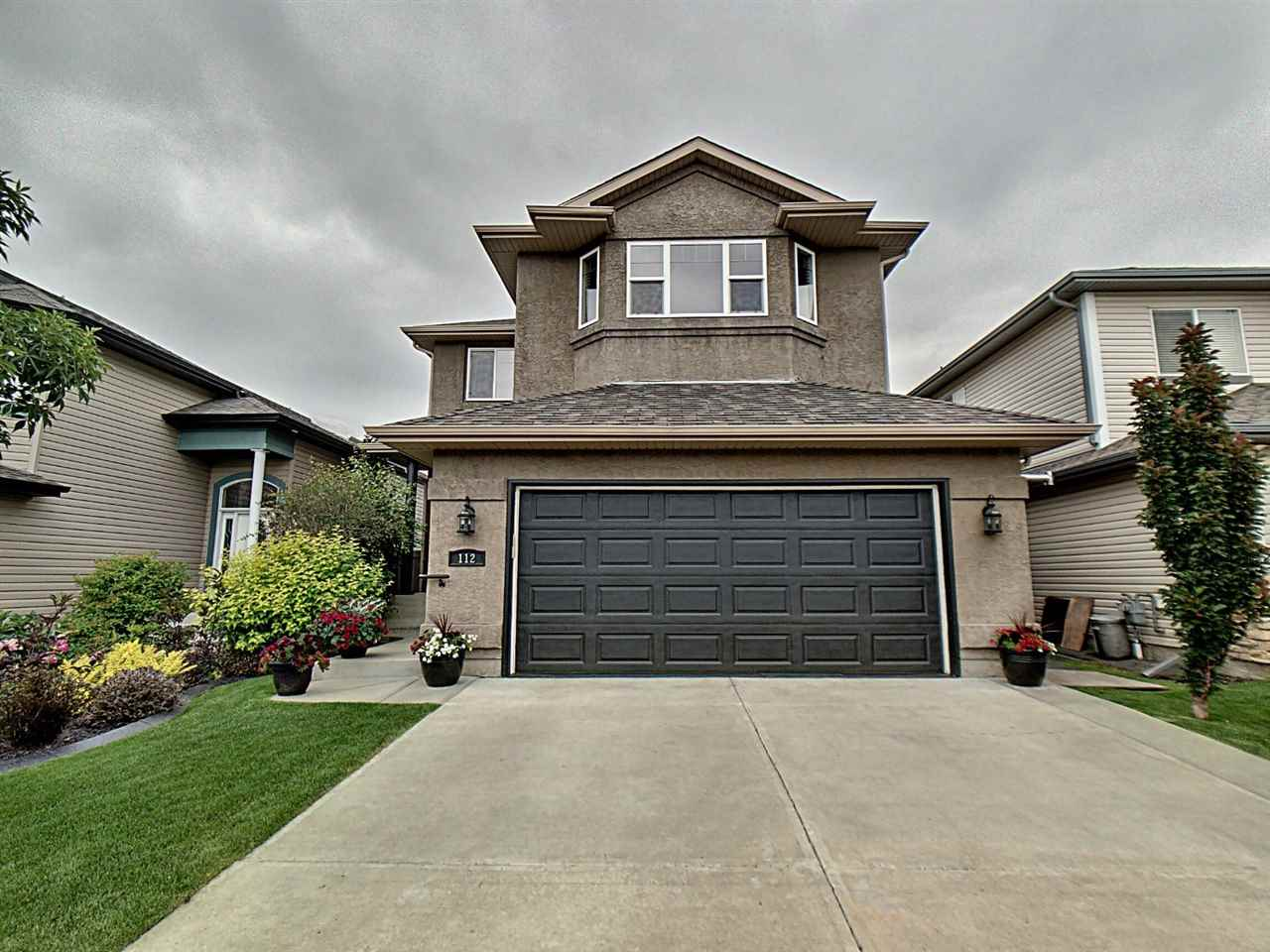 MLS® listing #E4165307 for sale located at 112 Foxtail Point(e)