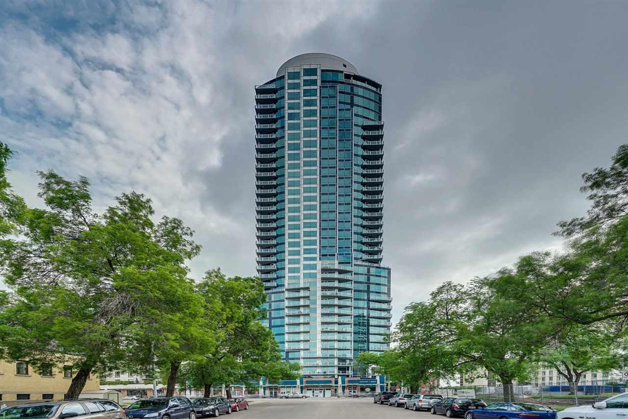 MLS® listing #E4165309 for sale located at 204 11969 JASPER Avenue