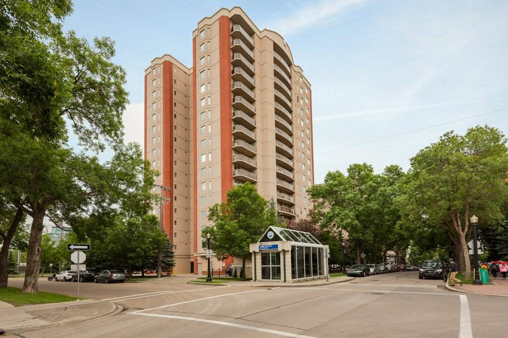 MLS® listing #E4165310 for sale located at 607 9741 110 Street