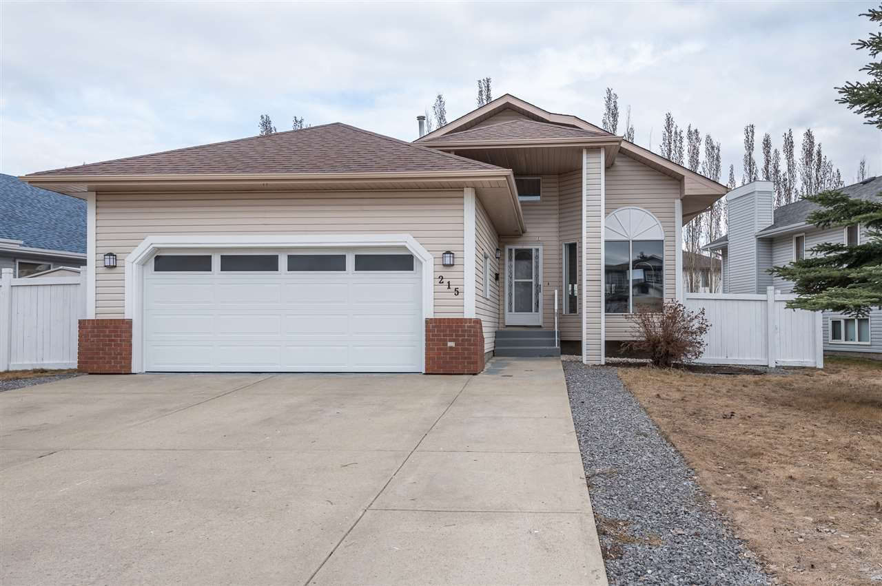 MLS® listing #E4165312 for sale located at 215 PETER Close NW
