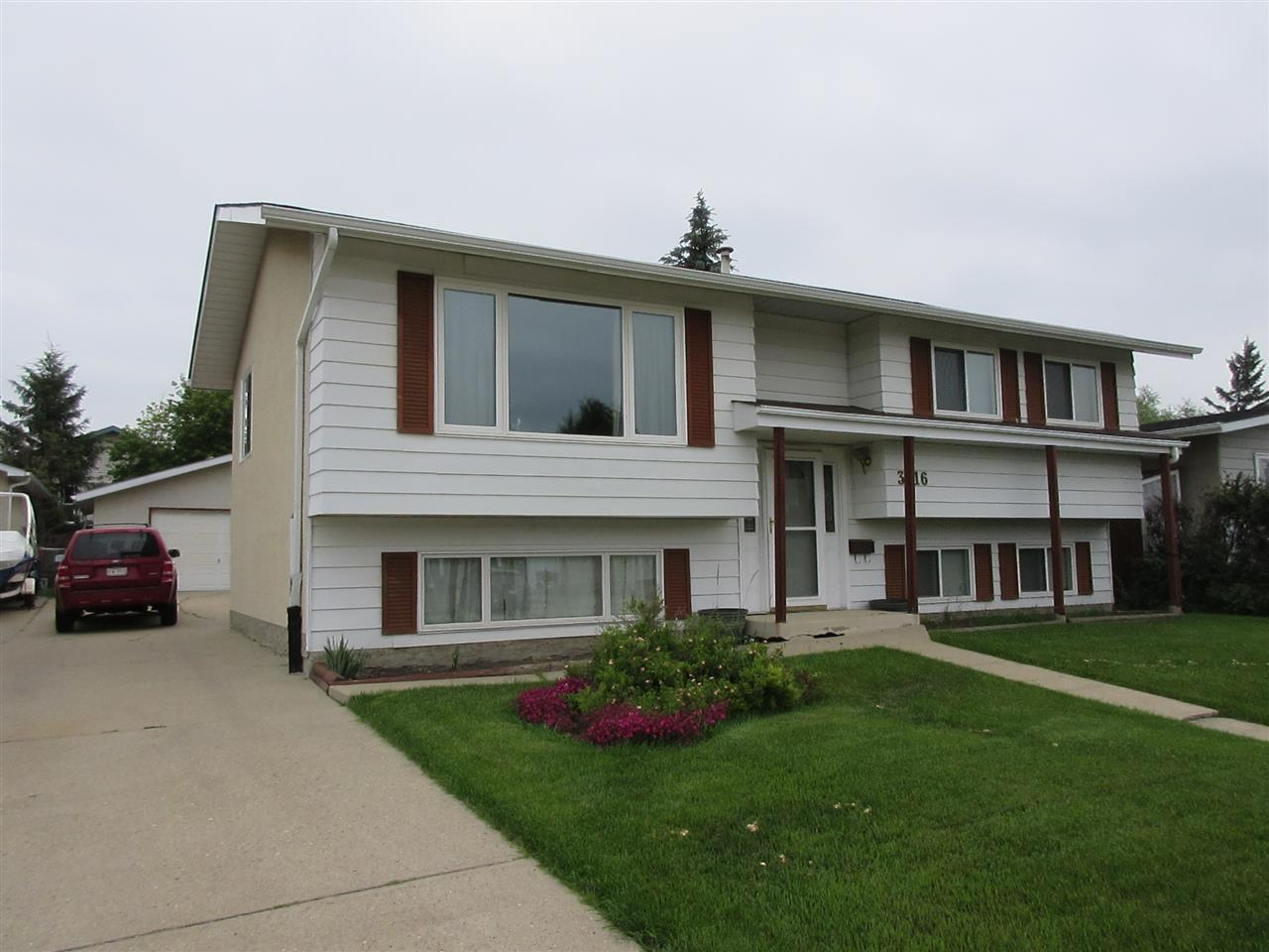 MLS® listing #E4165335 for sale located at 3016 133A Avenue