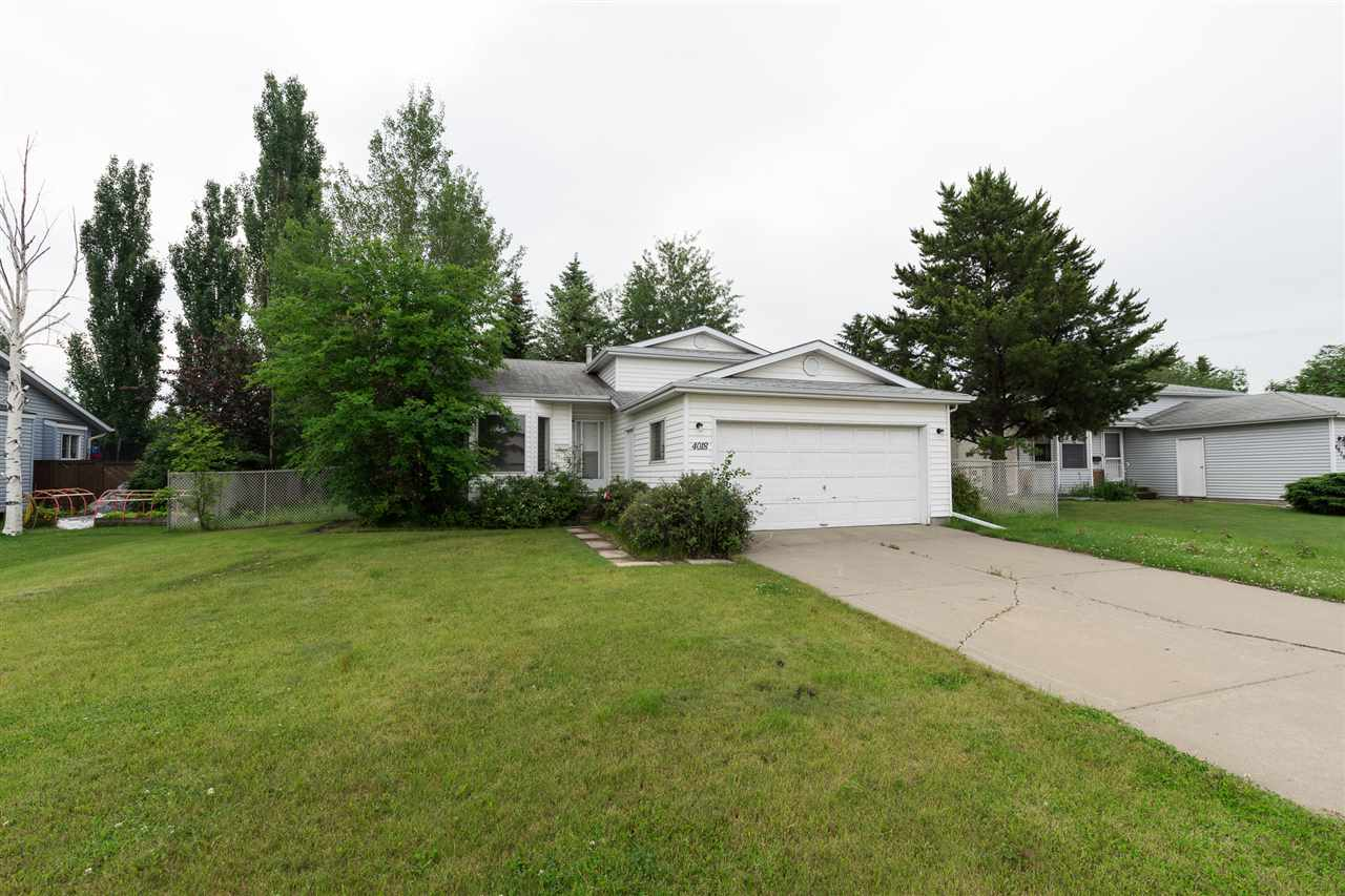 MLS® listing #E4165340 for sale located at 4018 44 Avenue