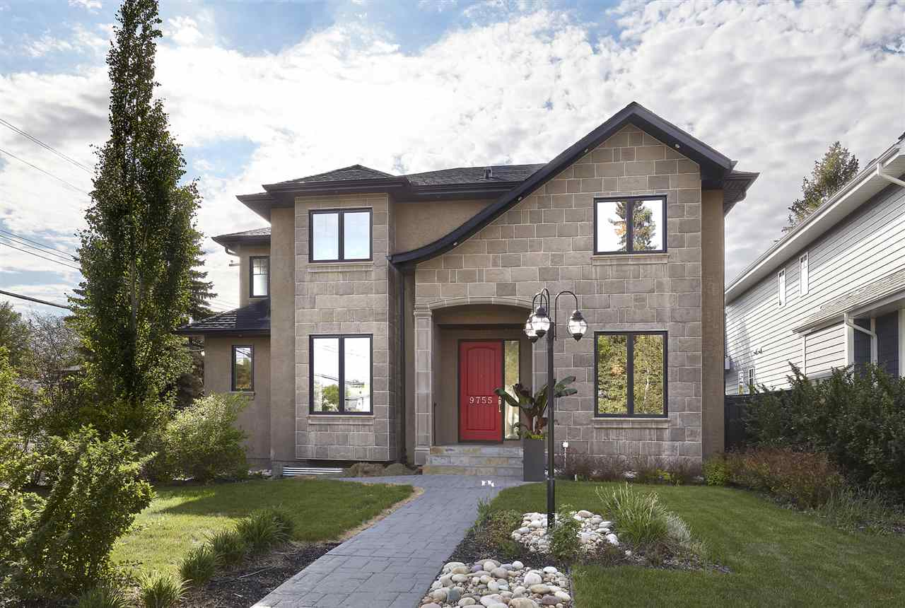 MLS® listing #E4165353 for sale located at 9755 145 Street