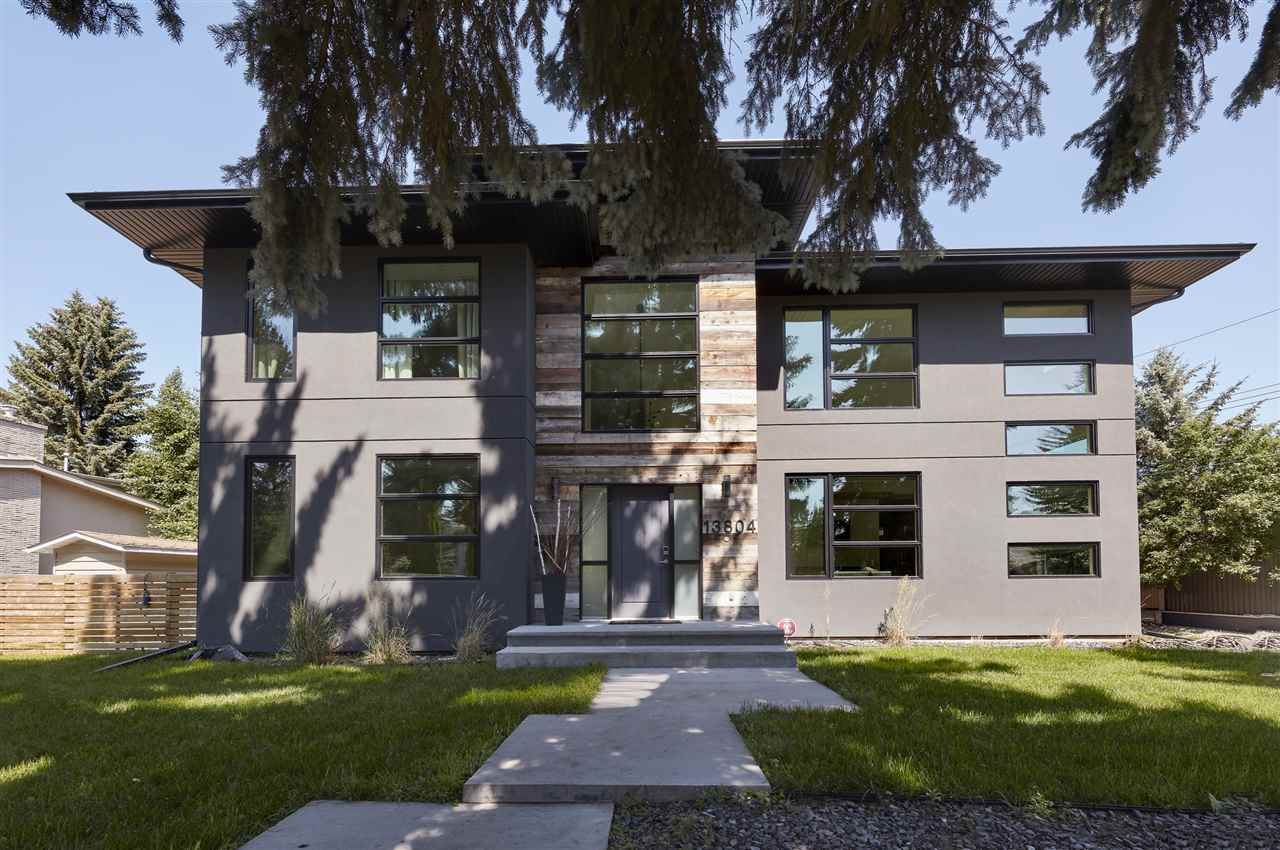 MLS® listing #E4165357 for sale located at 13804 91 Avenue