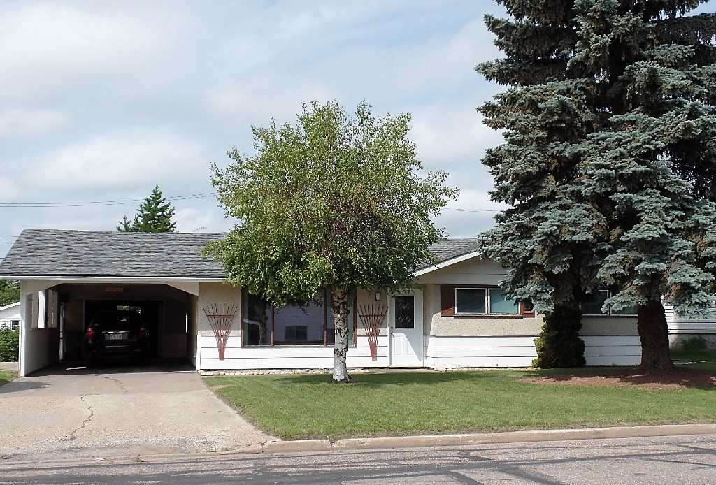 MLS® listing #E4165368 for sale located at 4810 54 Street E