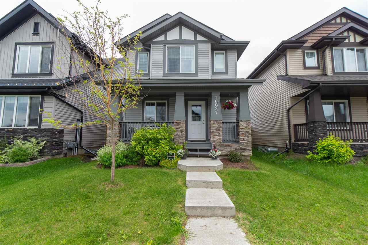 MLS® listing #E4165370 for sale located at 16027 12 Avenue