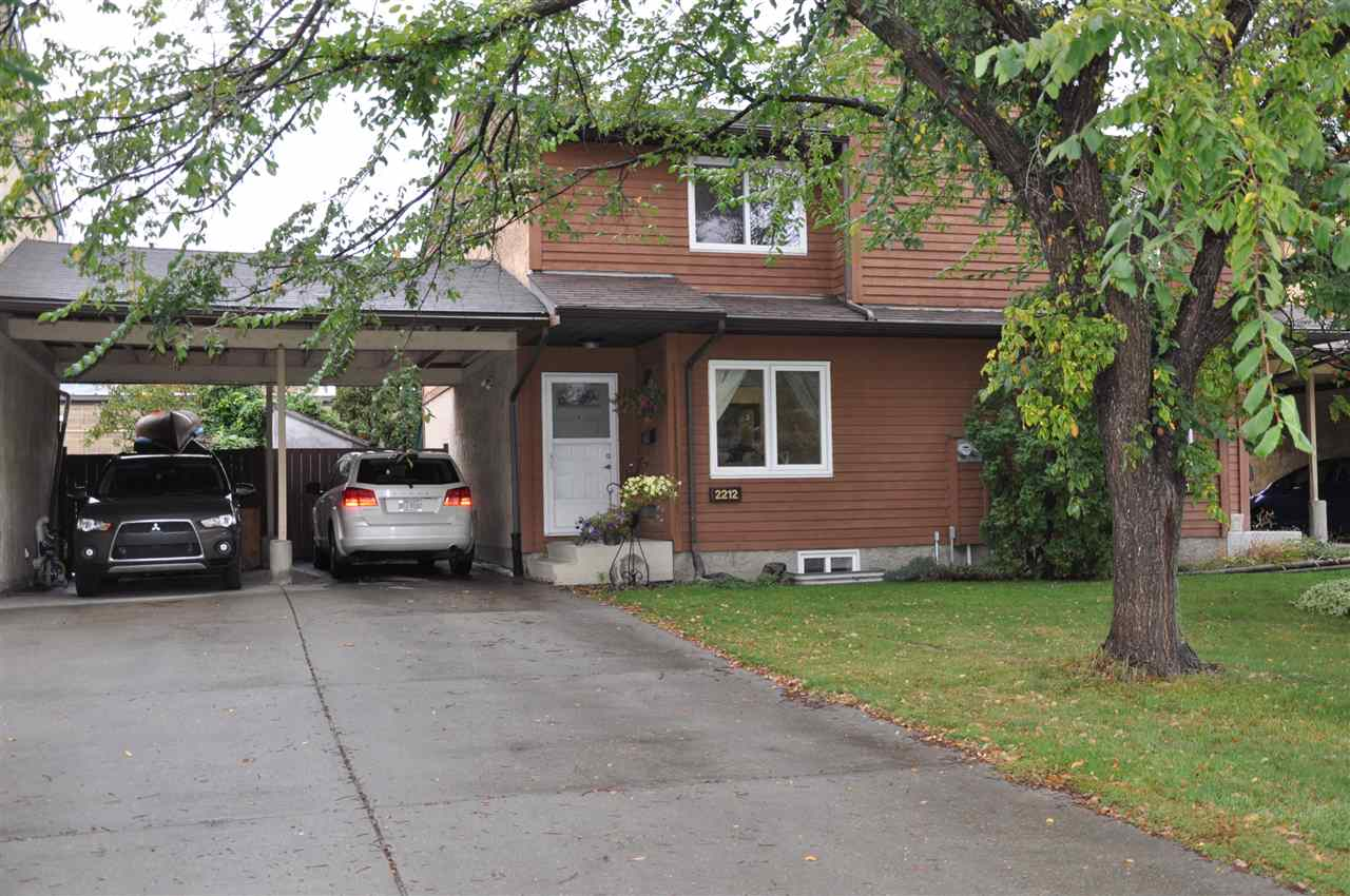 MLS® listing #E4165374 for sale located at 2212 114 Street