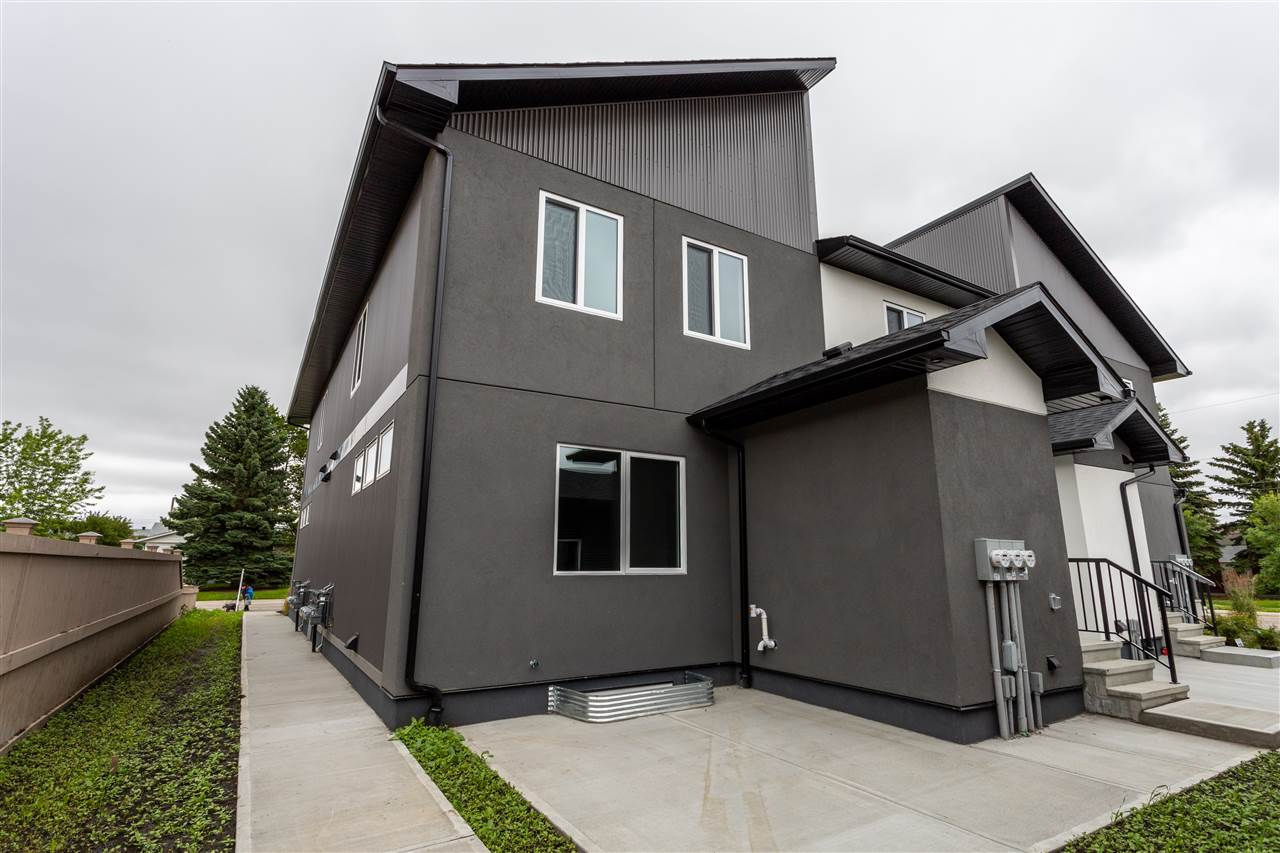 MLS® listing #E4165384 for sale located at 11408 133 Avenue