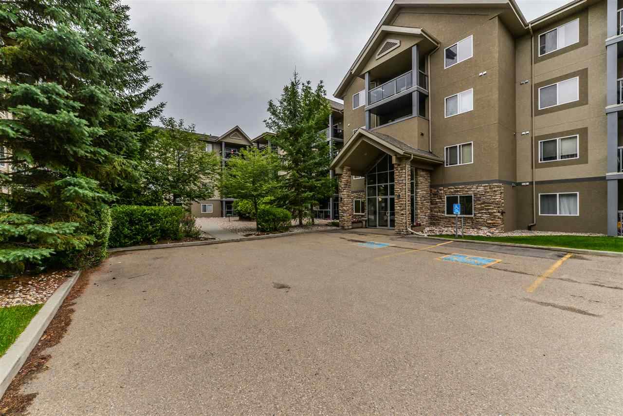 MLS® listing #E4165388 for sale located at 305 279 SUDER GREENS Drive