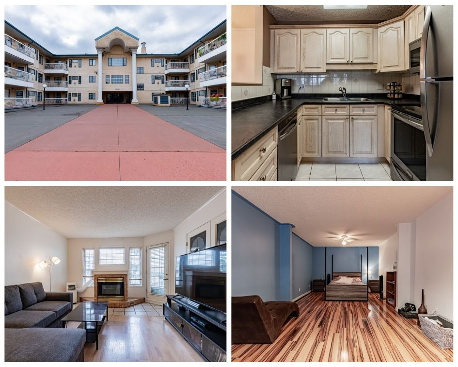 MLS® listing #E4165390 for sale located at 118 17151 94A Avenue NW