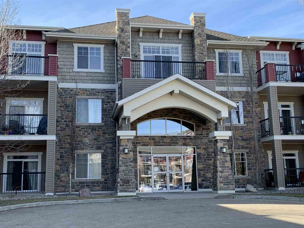MLS® listing #E4165396 for sale located at 137 2503 HANNA Crescent