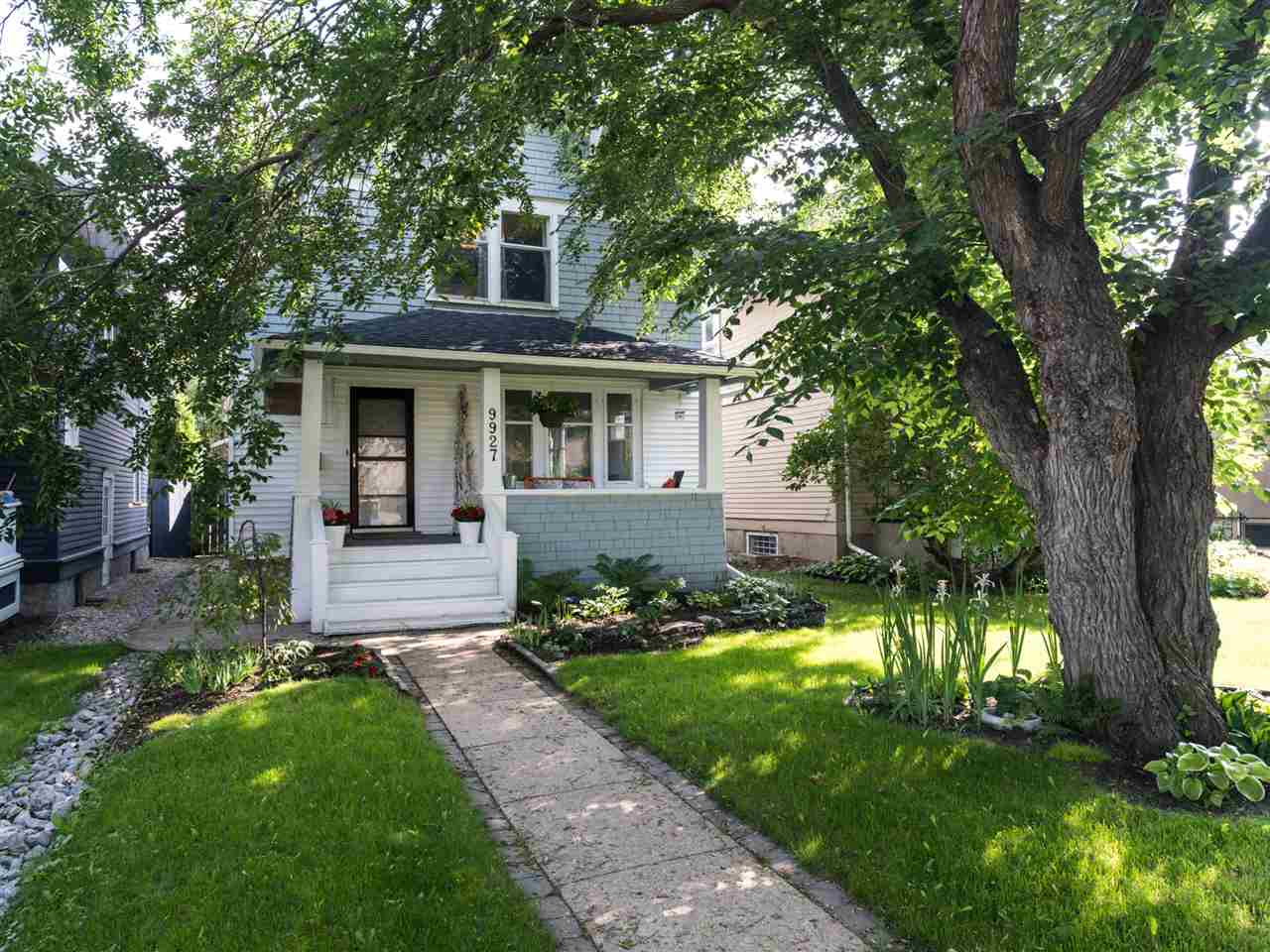MLS® listing #E4165417 for sale located at 9927 89 Avenue
