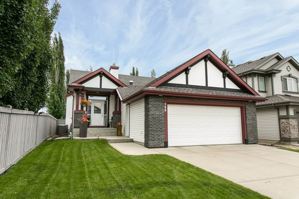 MLS® listing #E4165420 for sale located at 360 CALDERON Crescent