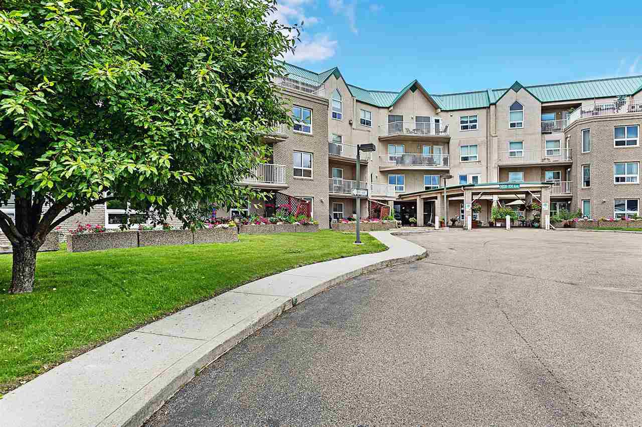 MLS® listing #E4165423 for sale located at 216 9926 100 Avenue