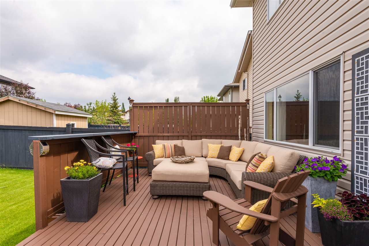 MLS® listing #E4165432 for sale located at 808 BARNES Link